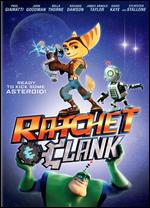 Ratchet and Clank - Jericca Cleland; Kevin Munroe