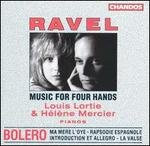Ravel: Music for Four Hands
