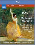 Ravel: Orchestral Music, Vol. 1