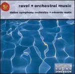 Ravel Orchestral Music