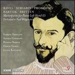 Ravel, Scriabin, Prokofiev, Bart�k, Britten: Masterpieces for Piano Left Hand (I)
