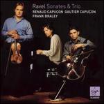Ravel: Sonatas & Trio