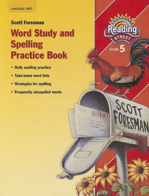 Reading 2010 (Ai5) Word Study and Spelling Practice Book Grade 5 -