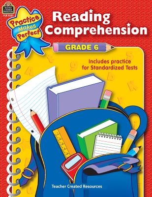 Reading Comprehension Grade 6 - Teacher Created Resources