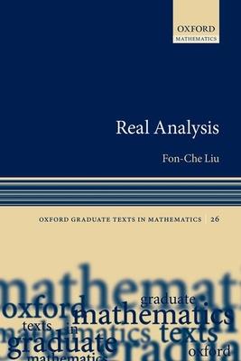 Real Analysis - Liu, Fon-Che