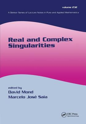Real and Complex Singularities - Mond, David (Editor)