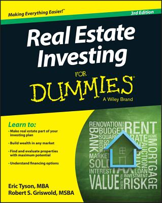 Real Estate Investing for Dummies - Tyson, Eric, MBA