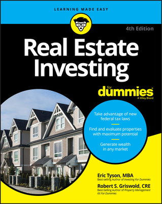 Real Estate Investing for Dummies - Tyson, Eric, and Griswold, Robert S