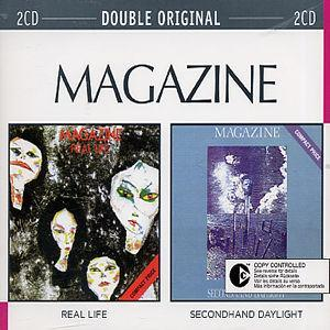 Real Life/Secondhand Daylight - Magazine