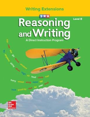 Reasoning and Writing Level B, Grades 1-2, Writing Extensions Blackline Masters - McGraw-Hill Education