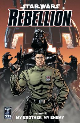 Rebellion Volume 1: My Brother, My Enemy - Williams, Robert, and Badeaux, Brandon (Artist), and Lacombe, Michel (Artist)