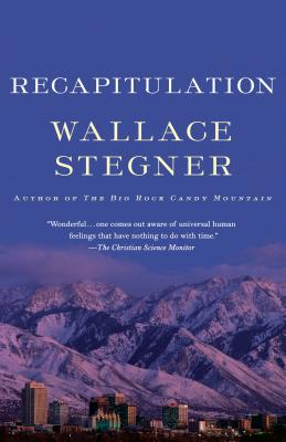 Recapitulation - Stegner, Wallace