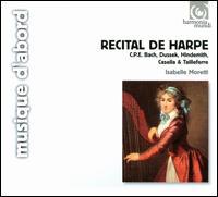 Recital de Harpe - Isabelle Moretti (harp)