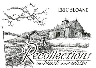 Recollections in Black and White - Sloane, Eric