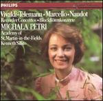 Recorder Concertos by Marcello, Vivaldi, Telemann & Naudot