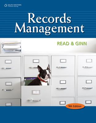 Records Management - Read, Judith