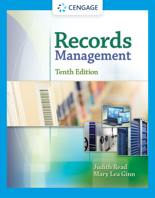 Records Management - Read, Judith, and Ginn, Mary Lea