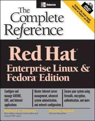 Red Hat Enterprise Linux & Fedora Edition - Petersen, Richard, and Haddad, Ibrahim, Dr.