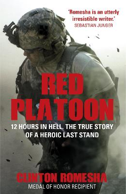 Red Platoon - Romesha, Clinton
