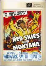 Red Skies of Montana - Joseph Newman