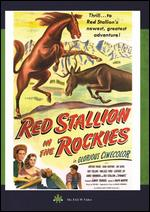 Red Stallion in the Rockies - Ralph Murphy