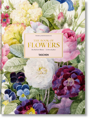 Redouté. Book of Flowers - Lack, H Walter, Dr.