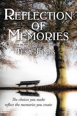Reflection of Memories - Jones, Tesa