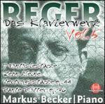 Reger: Das Klavierwerk, Vol. 5