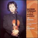 Reger: Violin Concerto