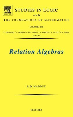 Relation Algebras - Maddux, Roger Duncan