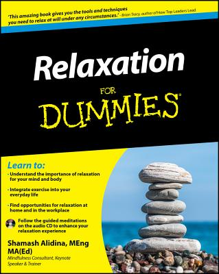 Relaxation For Dummies - Alidina, Shamash, and Cooper, Cary L.