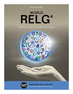 Relg: World (with Mindtap, 1 Term Printed Access Card) - Van Voorst, Robert E