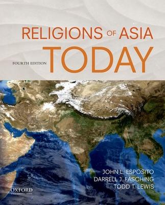 Religions of Asia Today - Esposito, John L