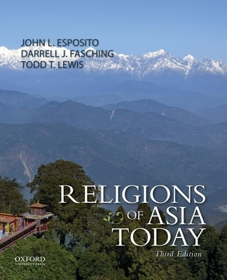 Religions of Asia Today - Esposito, John L