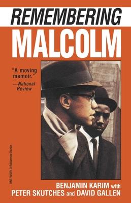 Remembering Malcolm - Gallen, David