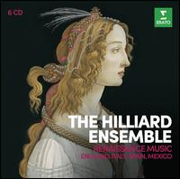 Renaissance Music: England, Italy, Spain, Mexico - Gillian Fisher (soprano); Michael George (bass); Paul Hillier (baritone); The Hilliard Ensemble; The Hilliard Ensemble