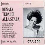 Renata Tebaldi-Recita 1974