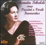 Renata Tebaldi sings Puccini & Verdi Favourites - Carlo Bergonzi (tenor); Enzo Sordello (baritone); Mario del Monaco (tenor); Renata Tebaldi (soprano);...