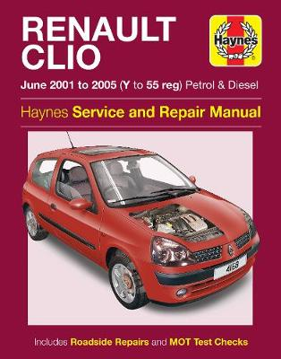 Renault Clio Service and Repair Manual -