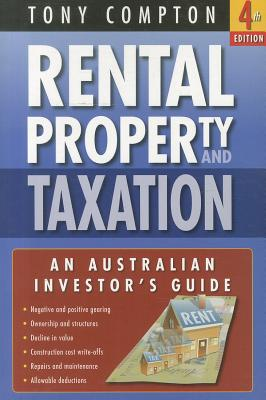 Rental Property and Taxation 4th Edition - Compton, Tony