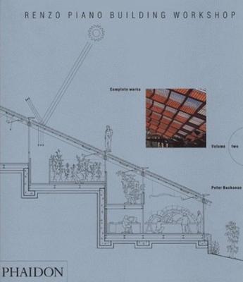 Renzo Piano Building Workshop - Volume 2 - Buchanan, Peter