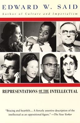 Representations of the Intellectual - Said, Edward W, Professor