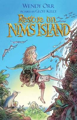 Rescue on Nim's Island - Orr, Wendy
