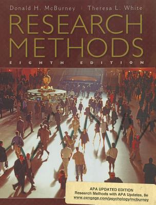 Research Methods with APA Updates, Revised Edition - McBurney, Donald H, and White, Theresa L