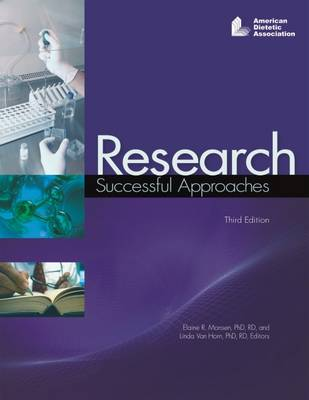 Research: Successful Approaches - Monsen, Elaine R, and Van Horn, Linda