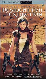 Resident Evil: Extinction [UMD]