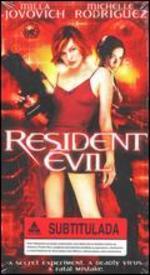 Resident Evil [Includes Digital Copy] [UltraViolet] [Blu-ray]