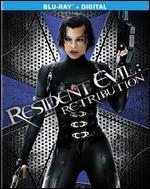 Resident Evil: Retribution [Includes Digital Copy] [UltraViolet] [Blu-ray]