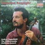 Respighi: Violin Concertos
