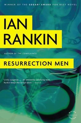 Resurrection Men - Rankin, Ian